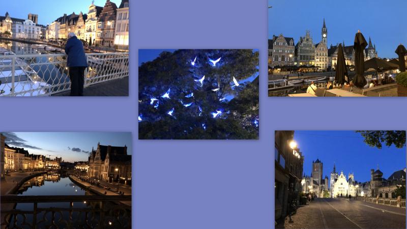 15 Ghent Belgium